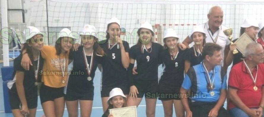 Волейболистките на Любимец  приключиха сезона с второ място