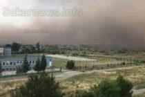 Станция на РИОСВ не засече прахоляка обхванал Гълъбово