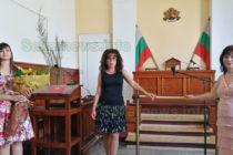 Ирена Аврамова се закле като съдия в Харманли