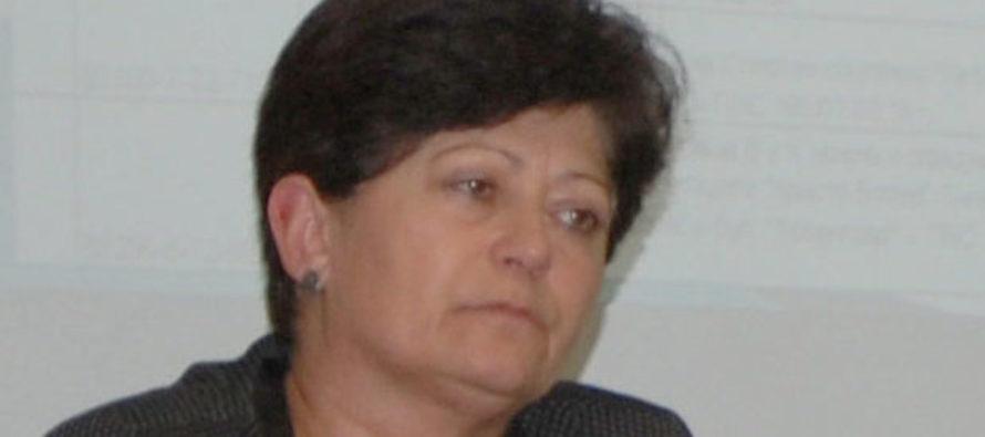 Мария Киркова е кандидат-кмет на ГЕРБ за Харманли