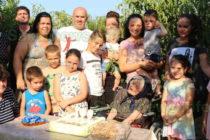 Баба Денка от Любимец стана на 100 години