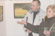 Изложба на харманлийски художнички
