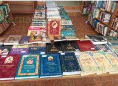 Дарение от православна литература получи библиотеката в Димитровград