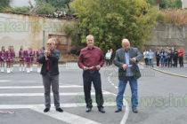 Шест обновени улици бяха открити с  тържествена церемония в Тополовград