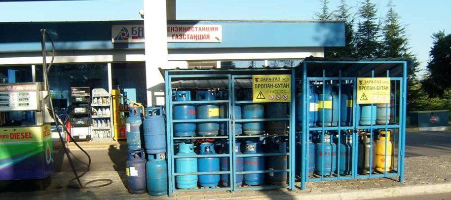 Битова газ в Тополовград не може да се зареди никъде