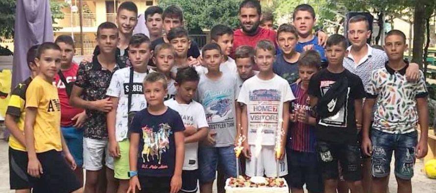 Малки шампиони по футбол бяха на два тренировъчни лагера
