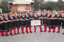 """""""Тракийци"""" представиха българския фолклор на румънска сцена"""