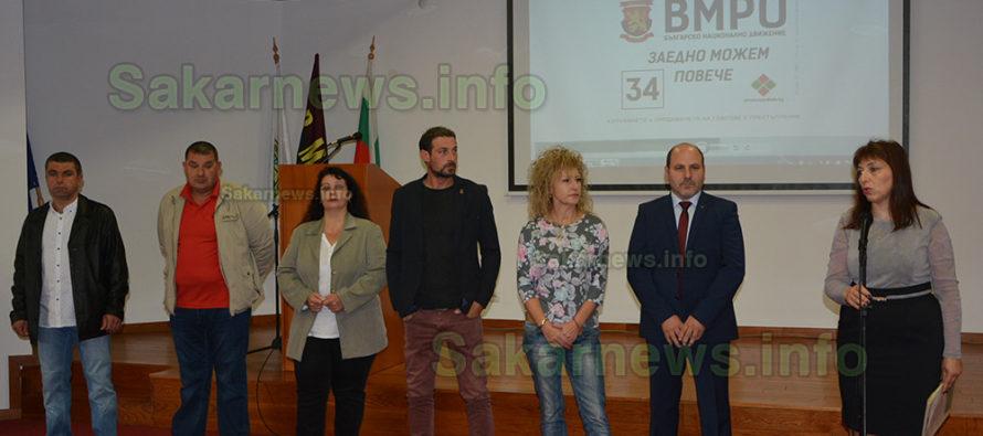 Кандидат-кметът на ВМРО представи визията си за  община Харманли