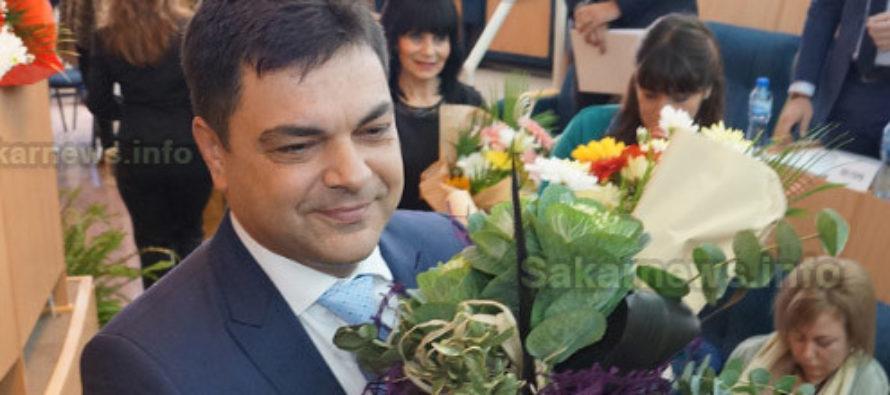 В Димитровград кмет  и общински съветници  положиха своята клетва