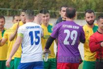 Трите отбора, играещи в Трета Югоизточна лига, загубиха