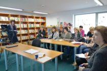 Библиотеката в Харманли бе домакин на работна среща