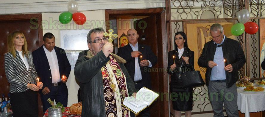 Новият стар кмет Божин Божинов получи ключа на общината