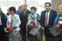 """Празненство """"три в едно"""" в Клуба  на пенсионера – Тополовград"""