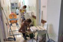 Ентусиасти ремонтираха детско  отделение с доброволен труд и дарения