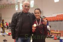 """Спортисти от """"Хеброс"""" на челни места след републиканско състезание"""
