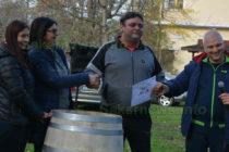 Николай Здравков спечели наградата за най-добро домашно червено вино
