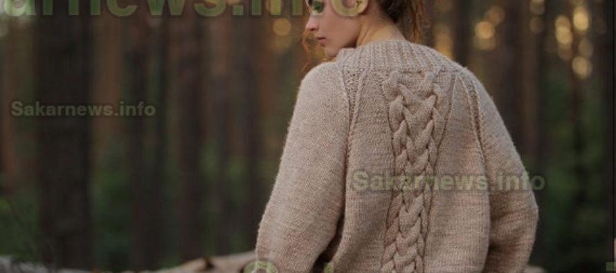 Как да носите обемни пуловери тази есен и зима