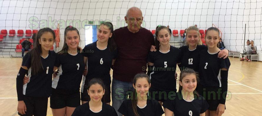 """ВК """"Любимец – 2010"""" – първи на  регионален турнир по волейбол"""