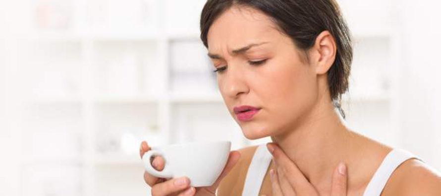 Природни средства срещу болки в гърлото