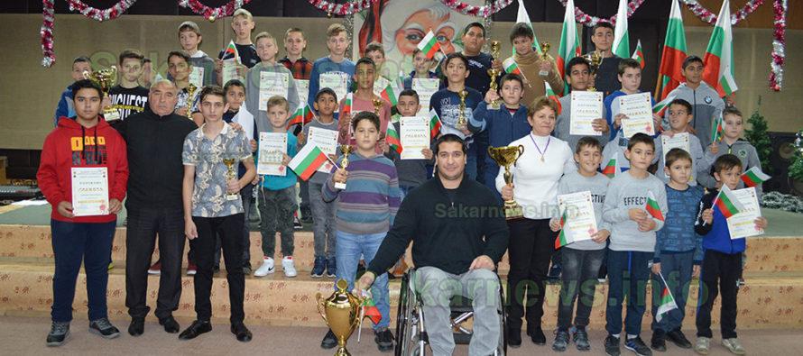 Георги Киряков е отново спортист  на годината в Тополовград