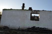 Пожар изпепели къща  в Тополовград