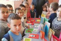 Коледен поздрав в чужбина изпратиха първокласници от Тополовград