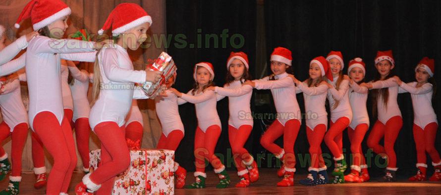 Коледен концерт създаде  настроение преди празниците