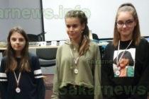 Шахматисти донесоха  три медала от Пловдив
