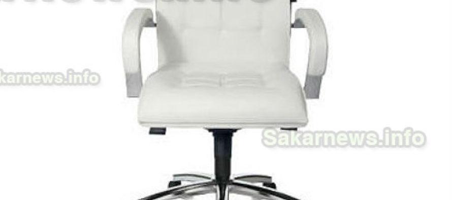 За един стол, па макар и Председателски