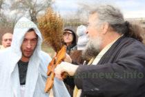Ицо Бозалиев от Любимец отново хвана кръста на Йордановден