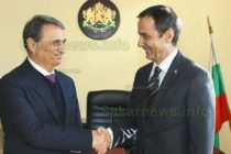 Генералният консул на Република Турция бе първият гост на новия ректор на УХТ-Пловдив