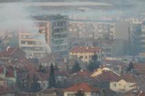 Дим от комини на къщи задушават живеещите по високите етажи