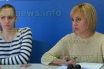 Манолова: Трябва да се поеме политическа отговорност за кризата във ВиК сектора