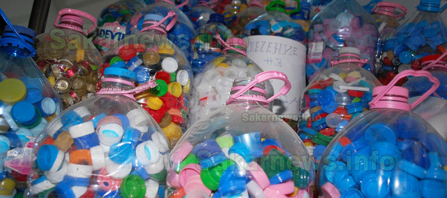 Пластмасови капачки ще подпомогнат лечението на Ангел
