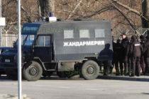 """Засилено присъствие на полиция и жандармерия на ГКПП """"Капитан Андреево"""""""