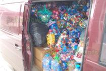 Дарители се обединиха в кампания за пластмасови капачки