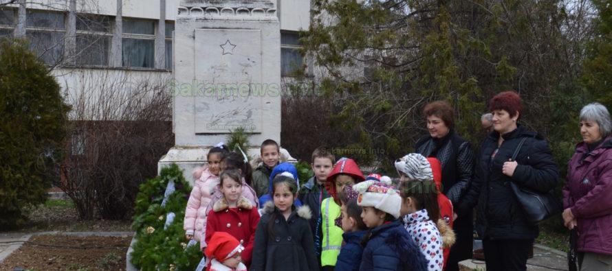 В Тополовград  многолюдие  изпълни площада