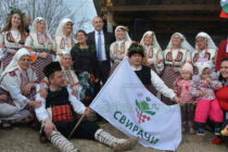 Президентът Румен Радев участва в отбелязването на Трифоновден в Ивайловградско