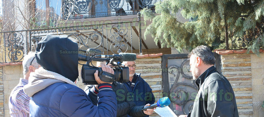 Длъжник плати 5 000 лв., виждайки багер на ВиК пред дома си