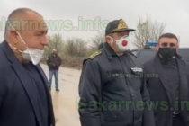 Борисов нареди летище Узунджово да стане паркинг за тирове