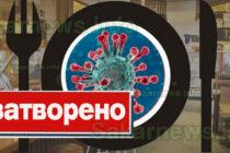 Затвориха кафенета, ресторанти, дискотеки и пазари заради коронавируса (обновена)