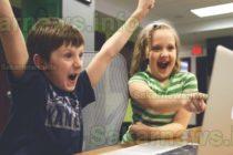 Седмицата на дистанционно обучение преди Великден – разтоварваща и забавна