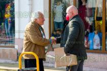 В община Тополовград  раздават предпазни маски  на гражданите