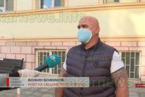 Кметът на Тополовград е единственият доброволец в Ямболската болница