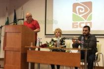 Социалистите в Харманли преизбраха  Михаил Лисков за втори мандат