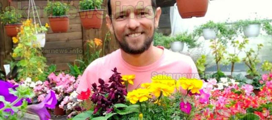 """Камен Бакърджиев: """"Обичам  цветята и красивото  още от дете"""""""