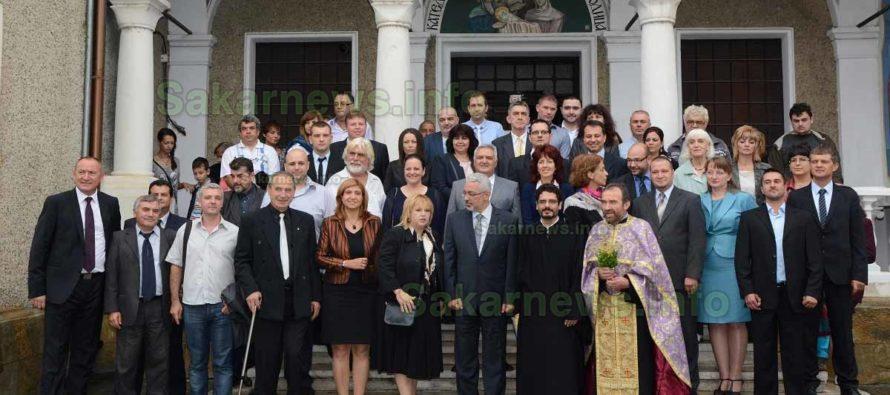 ДЕСНИТЕ откриха  кампанията си в Търново