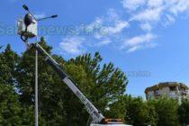 Близо 30% от осветлението в Харманли е подменено с енергоспестяващо