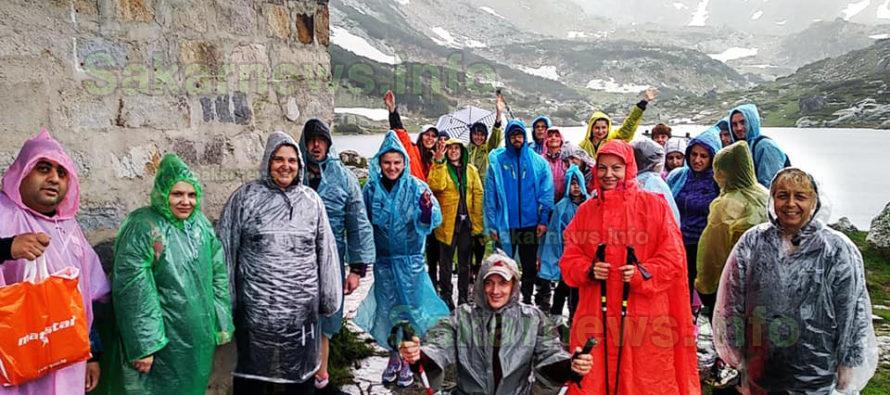 Времето в Рила изправи планинари пред предизвикателства
