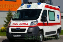 Нова линейка и медицинско оборудване за болницата в Харманли